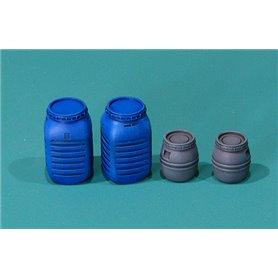 Eureka XXL 1:35 Plastikowe pojemniki na jedzenie - cz.1