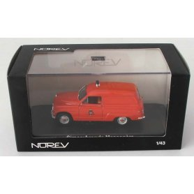 NOREV 1:43 Simca Aronde Fire Engine