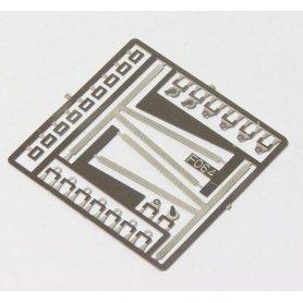 Elementy fototrawione - Pasy