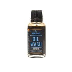 Modellers World OIL WASH - czarno brązowy - 30ml