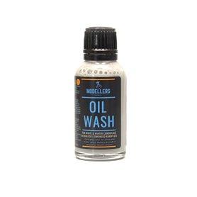 Modellers World OIL WASH - do białego i zimowego kamuflażu - 30ml
