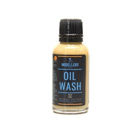 Modelarski Świat OIL WASH - kurz - 30ml