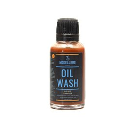 Modelarski Świat OIL WASH - stara rdza - 30ml
