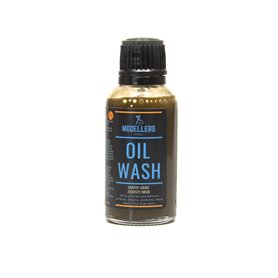 Modelarski Świat OIL WASH - ziemisty brud - 30ml
