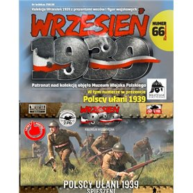 First To Fight PL066 - Polish Uhlans on foot
