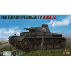 IBG The World At War No008 Pz.Kpfw.IV Ausf.B