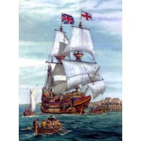 Heller 1:150 HMS Mayflower