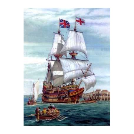 Heller 1:150 HMS Mayflower