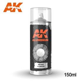 AK Interactive Aluminum - Spray 150ml