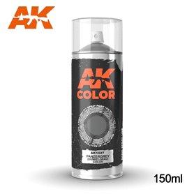 AK Interactive Panzergrey (Dunkelgrau) color - Spray 15