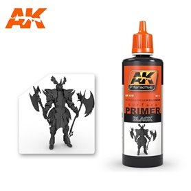 AK Interactive Black Primer 60ml