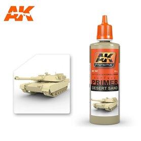 AK Interactive Desert Sand Primer 60ml