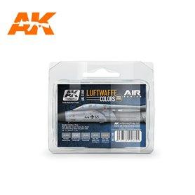 AK Interactive LUFTWAFFE COLORS 44 & 65