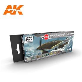 AK Interactive IJAAF Aircraft Colors SET