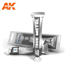 AK Interactive True Metal Silver