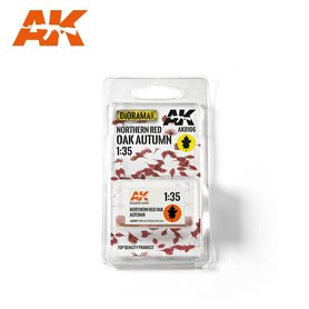 AK Interactive 1:35 Northern Red Oak Autumn