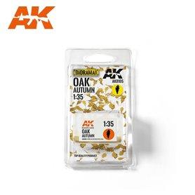 AK Interactive 1:35 Liście OAK AUTUMN
