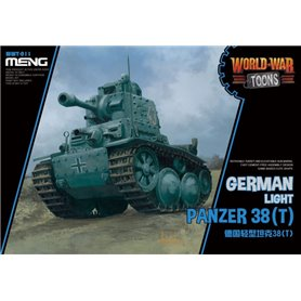 Meng WWT-011 World War Toons Panzer 38(t)