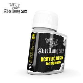 Abteilung 502 Acrylic Resin 75ml bottle