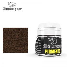 Abteilung 502 Dark Mud Pigment