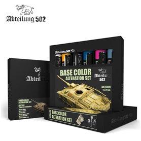 Abteilung 502 Base Color Alternation Set