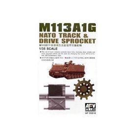 Afv Club 35S10 M113 Ag Nato Track