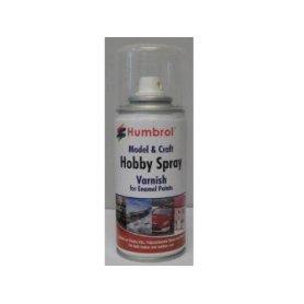 HUMBROL Enamel Varnish spray 150ml