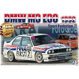 Beemax 24019 1/24 Bmw M3 E30 Rally Group A