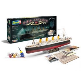 Revell 1:400 RMS Titanic - 100TH ANNIVERSARY - z farbami