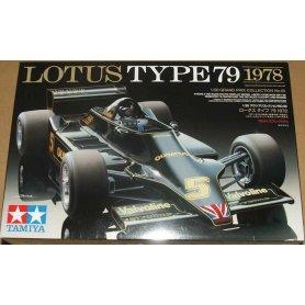 Tamiya 1:20 Lotus Type 79 1978
