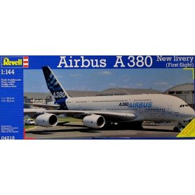 Revell 1:144 Airbus A-380 New Livery