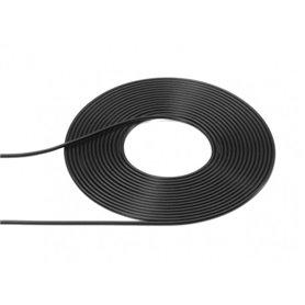 Tamiya 12677 Cable 0.8mm OD Bla
