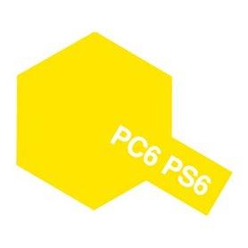 Tamiya 86006 PS-6 Yellow