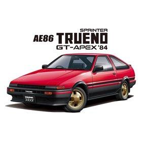 Aoshima 05594 1/24 AE86 Springer Trueno GT-APEX