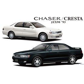 Aoshima 05653 1/24 Toyota JZX90 Chaser/Cresta