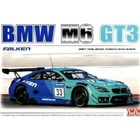 Nunu 24002 1/24 Bmw M6 GT3 Falken Motorsports