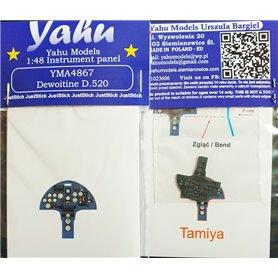 Yahu Models 1:48 D-520 dla Tamiya
