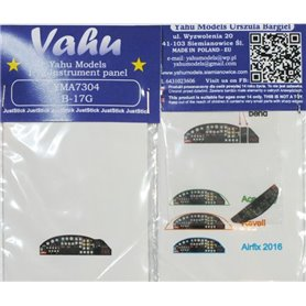 Yahu Models 1:72 B-17 G dla Airfix / Revell / Academy