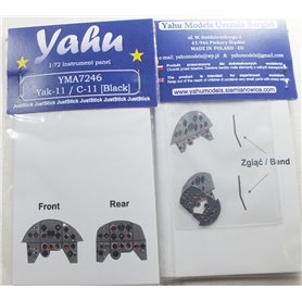 Yahu Models 1:72 Yak-11 / C-11 dla RS