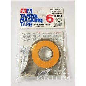 Tamiya Taśma maskująca 6mm z podajnikiem