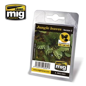 Ammo of MIG Jungle Leaves version 2