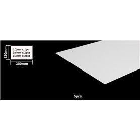 Tamiya 70003 Pla-plate Set S Size