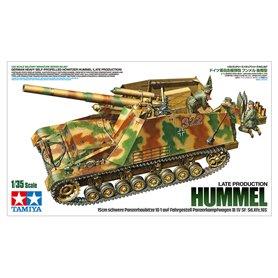 Tamiya 35367 1/35 Hummel ( Late Production )