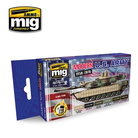 Ammo of MIG Modern USA Army Colors