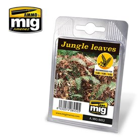 Ammo of MIG Jungle Leaves