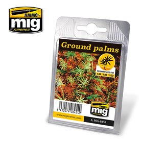 Ammo of MIG Ground Palms