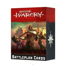 Warcry Battleplan Cards (ENGLISH)