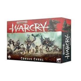 Warhammer AGE OF SIGMAR - WARCRY - CORVUS CABAL