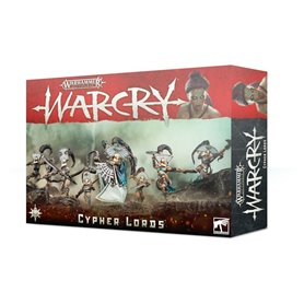 Warhammer AGE OF SIGMAR - WARCRY - CYPHER LORDS