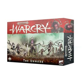 Warhammer AGE OF SIGMAR - WARCRY - THE UNMADE